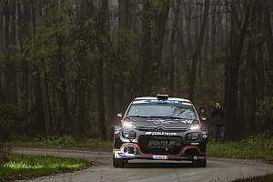 ERC: Lukyanuk tiene dietro Ingram nella Tappa 1 del Rally Hungary