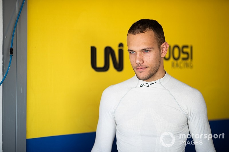 Ghiotto joins Aston Martin for Bathurst 12 Hour debut