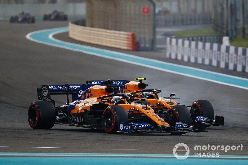McLaren a une vision claire sur la manière d'aborder l'avenir