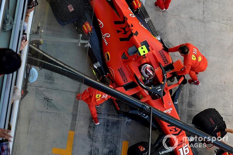 """Leclerc lenyűgözte a Ferrari vezérigazgatóját: """"Hihetetlen tehetség"""""""