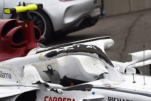 La FIA está trabajando en un Halo con mejor aspecto para 2021