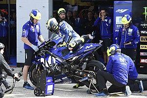 Une erreur au stand place Rossi 12e sur la grille