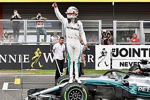 Confira o grid de largada do GP da Bélgica de F1