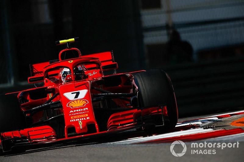 """Räikkönen: """"Nincsenek problémáink, ez most egy ilyen időszak…"""""""