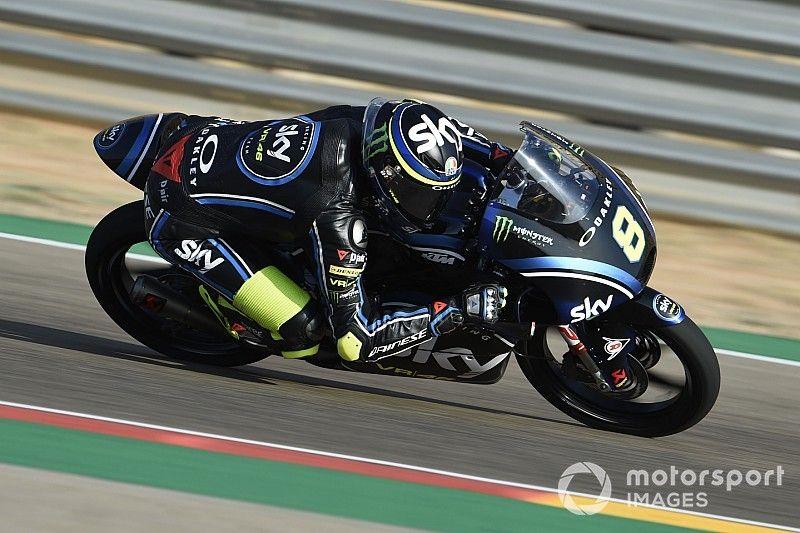 Bulega se perderá también Valencia y espera reaparecer en los test de Jerez