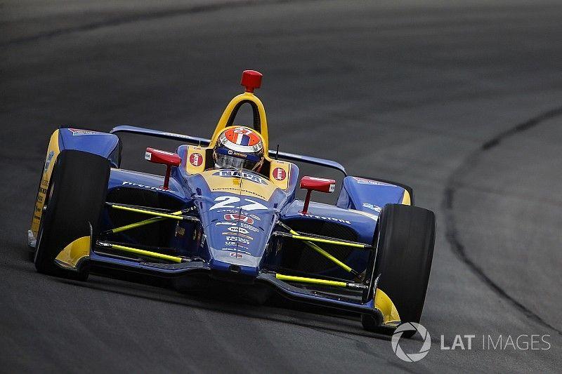 Pocono IndyCar: Rossi dominates for third win of season
