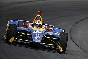 Pocono IndyCar: Rossi dominates for third win of season