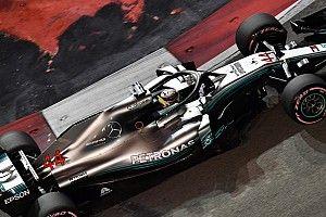 """Hamilton, """"sorprendido"""" por estar tan cerca de Ferrari"""