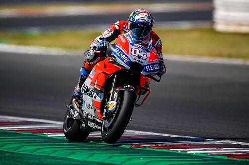 MotoGP Silverstone: 3. seansın lideri Dovizioso