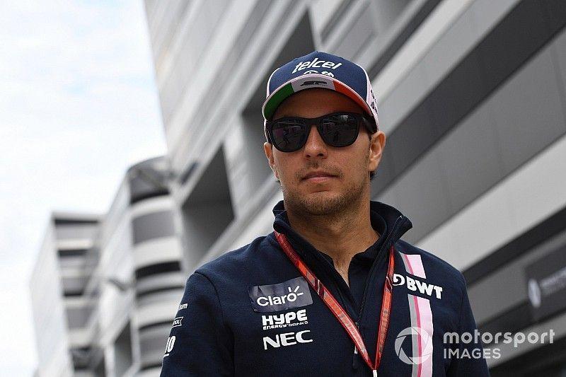 Pérez espera anunciar su futuro en el GP de México