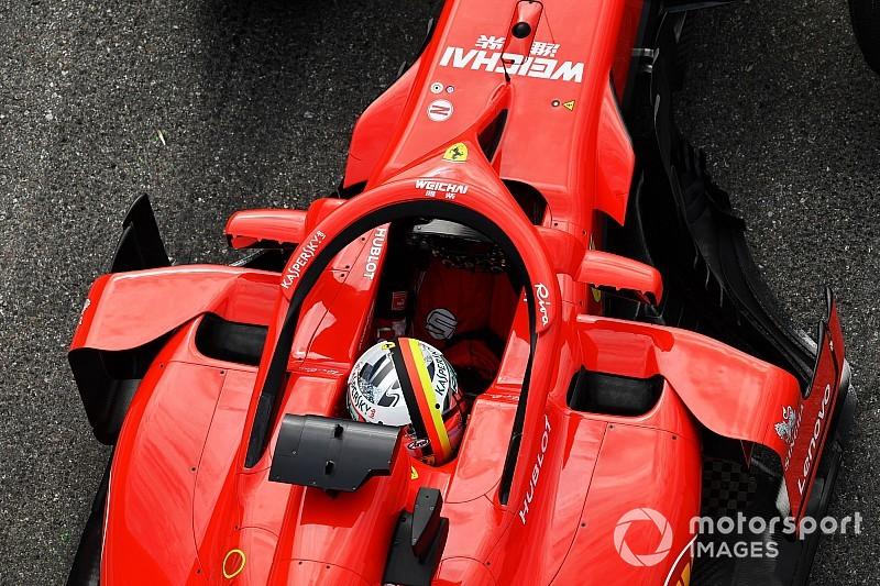 """Vettel és Räikkönen egy átlagos, """"nem túl jó"""" pénteket zártak Szocsiban"""