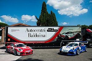 Carrera Cup Italia, Vallelunga: per AB Racing esordio di De Luca e livree speciali nel round di casa