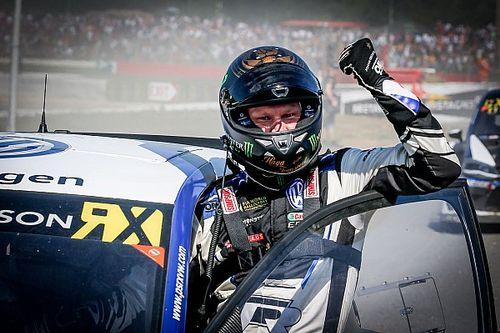 WRX Prancis: Kristofferson menang, Peugeot melempem