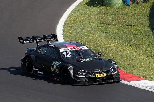Fast 300 Runden: Mammutprogramm für Alex Zanardi bei DTM-Test