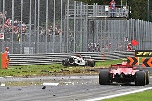 Ericsson protagonizó un espectacular accidente en Monza