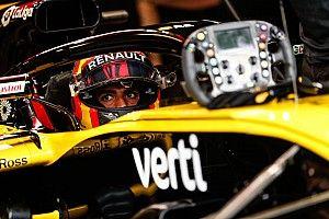 """Sainz: """"Renault-motor in 2019 op niveau van Mercedes en Ferrari"""""""