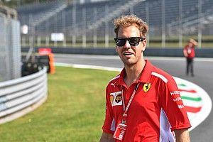 """Sebastian Vettel: """"Die Formkurve von Mercedes ist mir egal"""""""