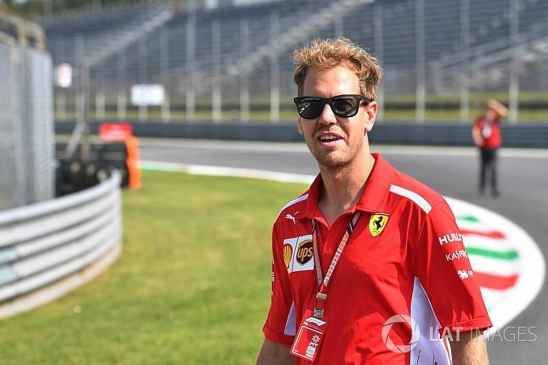 "Vettel minimiza domínio em Spa e fala de corrida ""especial"" em Monza"