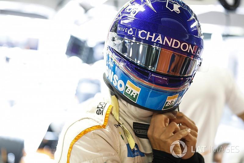 """Alonso diz que seu futuro está """"mais ou menos"""" decidido"""
