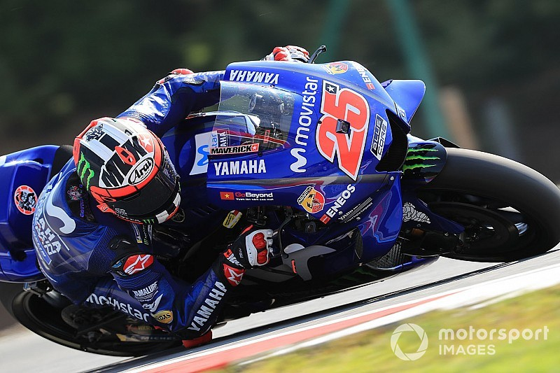 Rossi über Vinales: Zur falschen Zeit zu Yamaha gewechselt?