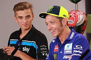 Rossi-Marini akan balapan Gulf 12 Jam