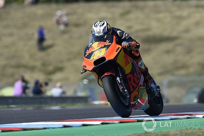 KTM rekent niet op geblesseerde Espargaro in thuisrace