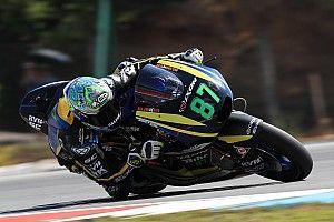 FP3 Moto2 Austria: Gardner terdepan, Oliveira kecelakaan