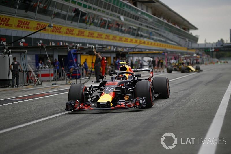 Verstappen gebruikt Spec C, Horner tevreden over resultaat