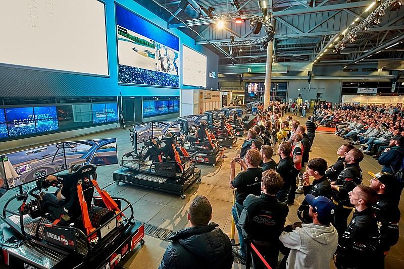 Anzeige: ADAC SimRacing Expo - Das Motorsport- und eSports-Event