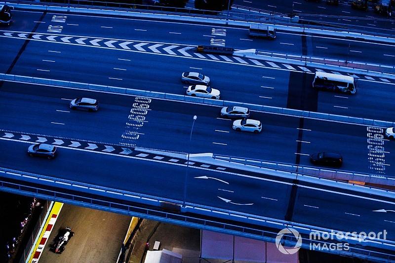 Las mejores imágenes de la noche de Singapur