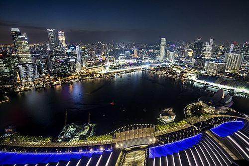 Hivatalos: Eltörölték a Szingapúri Nagydíjat!