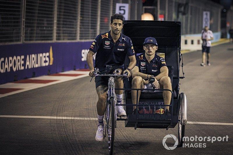 """Verstappen: """"Vedendo Ocon che starà a piedi ho fatto bene a non legarmi a una Casa"""""""