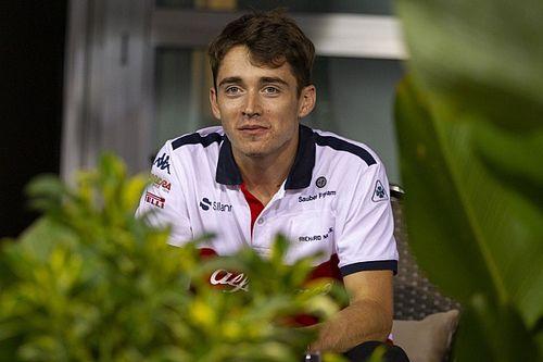 Арривабене: Контракт Леклера с Ferrari действует как минимум до 2022 года