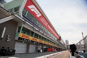 Fotogallery: si accendono i riflettori sulla pista di Marina Bay per il GP di Singapore