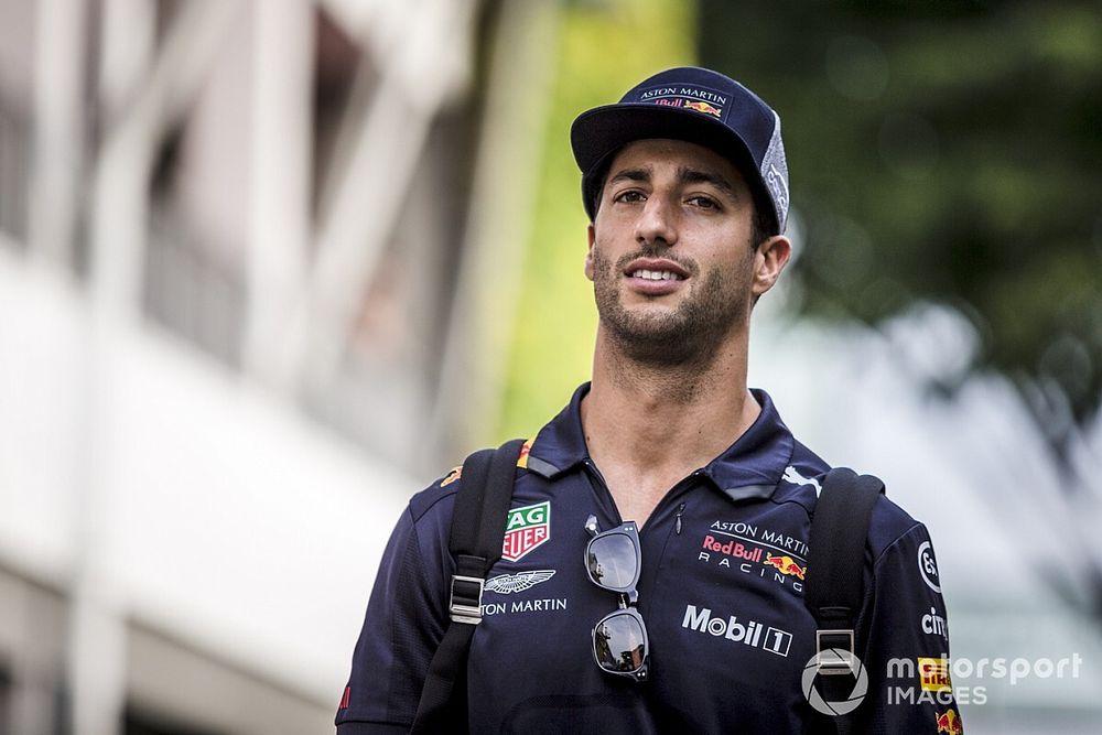 Ricciardo sufrió el peor año de su carrera a nivel mental