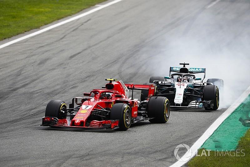 """Hamilton: """"Raikkonen? Mancherà alla F1. Da piccolo ero sempre Kimi giocando alla Playstation"""""""