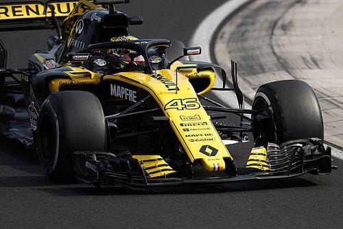 Renault gunt Markelov Formule 1-trainingsdebuut in Rusland