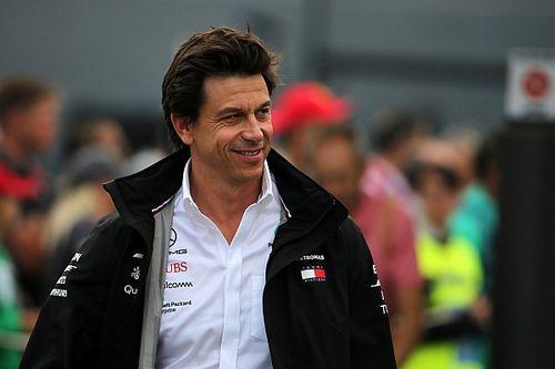 """Wolff: """"Rispetto a Spa abbiamo capito meglio le gomme: orgoglioso del lavoro del team"""""""