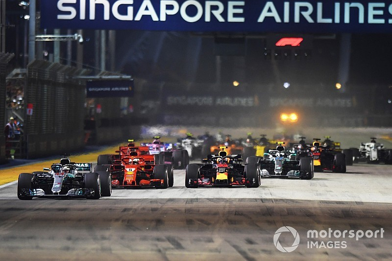 VÍDEO: Top 10: GP de Singapura 2018