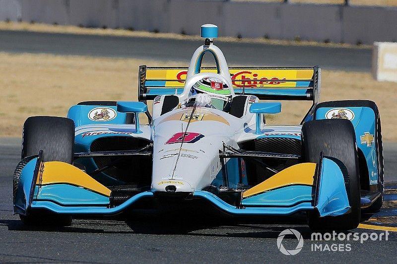 O'Ward, incrédulo ante soberbio estreno en clasificación en IndyCar