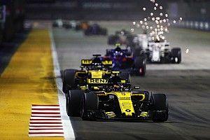 Formel 1 Singapur 2018: Das Rennergebnis in Bildern