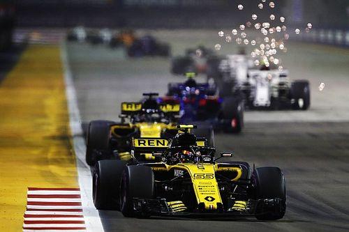 A Renault kemény csatára számít a negyedik helyért