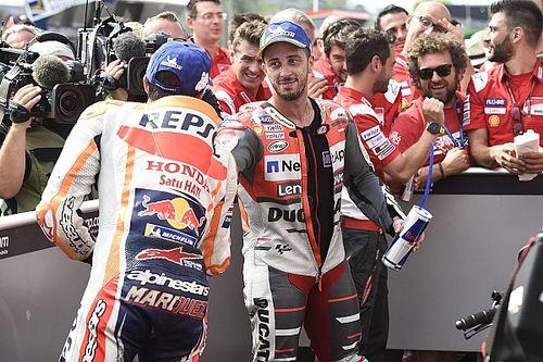 Dovizioso diz que campeonato da MotoGP está aberto
