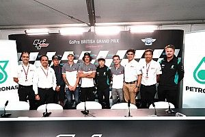 SIC Yamaha confirms Petronas backing, 2019 line-up