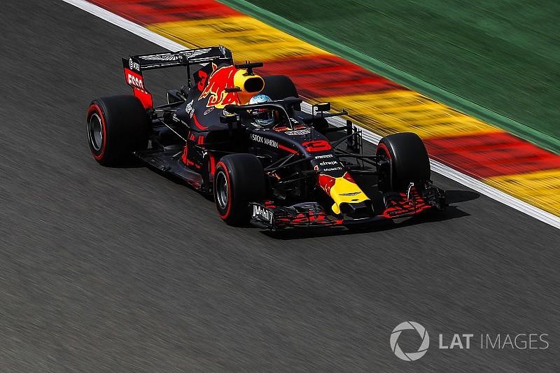 Ricciardo probeert Spec C-motor vrijdag uit op Monza