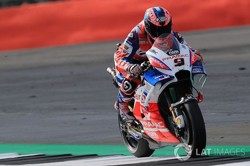 """Petrucci hits out at Lorenzo after """"terrifying"""" near miss"""