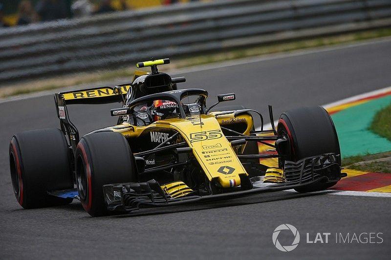 Renault valora hacer salir a Sainz desde el pitlane en Bélgica