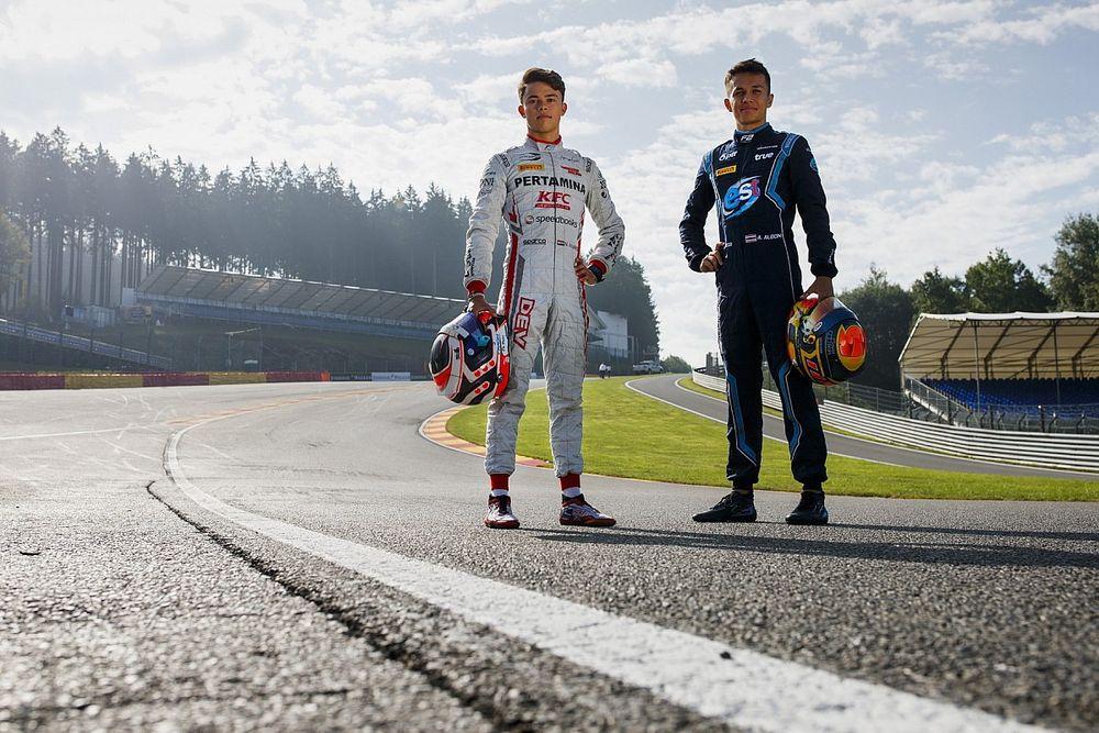 Williams CEO Capito verklaart keuze tussen De Vries en Albon