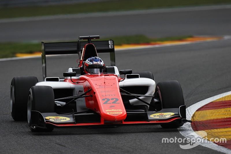 Diskwalificatie debutant Verschoor uit kwalificatie GP3