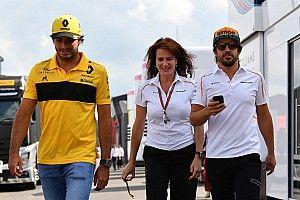 Carlos Sainz debutará con McLaren la próxima semana